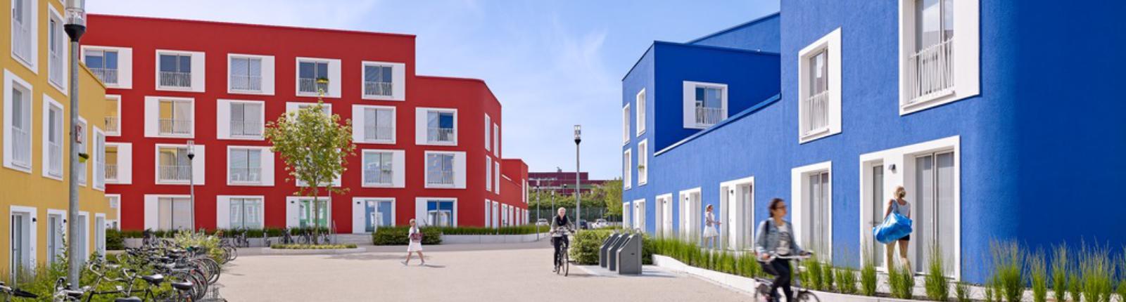 Funktionelle Fassadenfarbe Muller Sohn Frechen Koln
