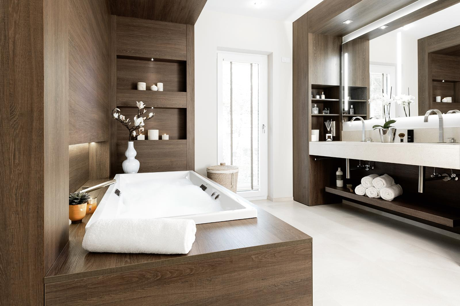Holz im Badezimmer | müller + sohn | Frechen (Köln)